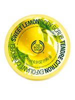 the body shop lemon scrub