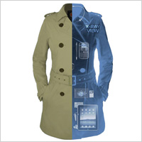 Scottevest Women's Trench