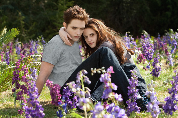 Breaking Dawn — Part 2 rests easy at the top
