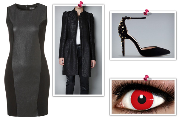 Twilight -- Classy Volturi inspired outfit
