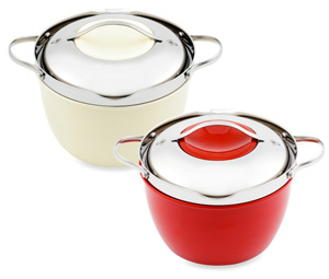 Twizzt by Joan Lunden 5-Quart Cook, Strain, and Serve Set