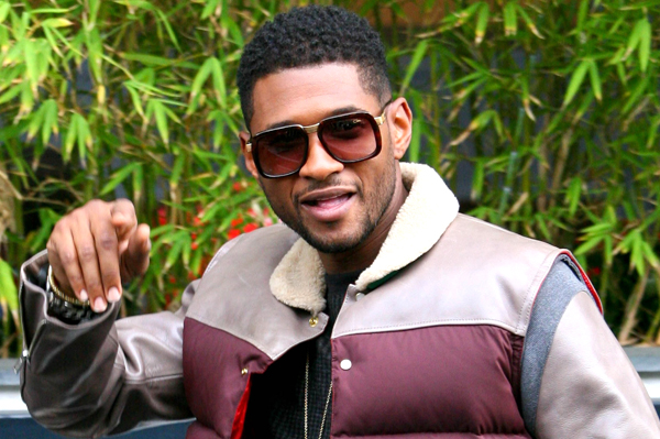 Usher plays dirty with ex-wife... again