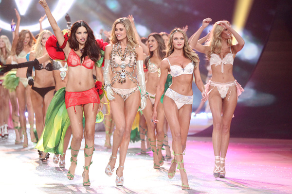 Victoria Secret Models