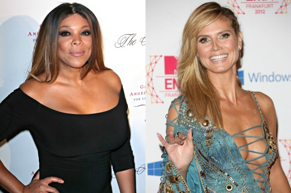 Wendy Williams, Heidi Klum