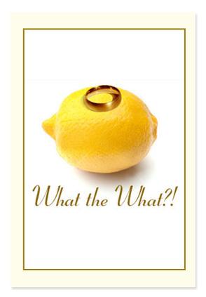 BREAKING: Liz Lemon is getting married!