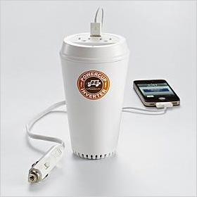 Gadget Charger for the Car, redenvelope.com, $49.95