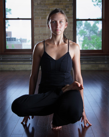 What's hot about hot yoga?