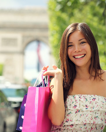 love to travel? Want to shop?