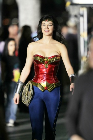 Adrianne Palicki as Wonder Woman