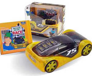 Worx Toys Race Car