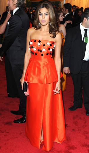 Red met ball