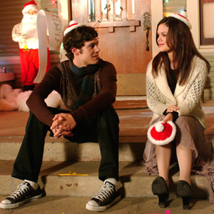 Adam Brody and Rachel Bilson