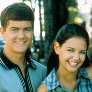 Katie Holmes and Joshua Jackson