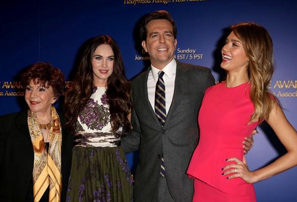 2013 Golden Globe nominations ceremony