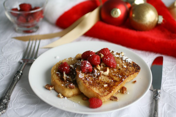 3 eggnog-inspired breakfast recipes