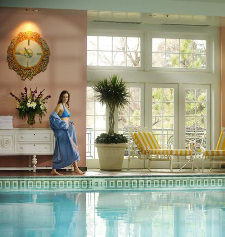 The Spa at The Broadmoor, Colorado Springs CO