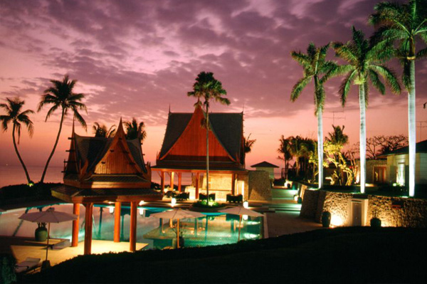 Chiva Som Health Resort, Hua Hin, Thailand