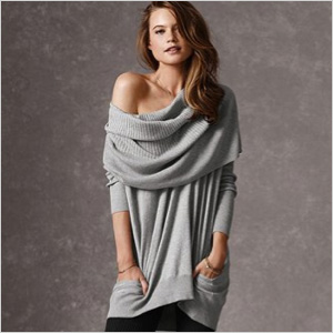 Oversized top from Victoria Secret