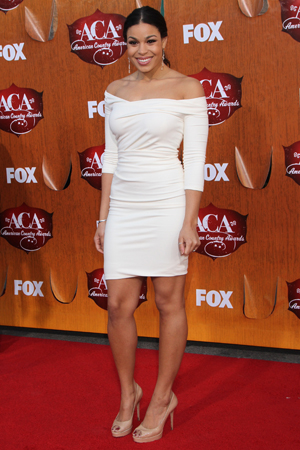 American Country Awards Best Dresed Jordin Sparks