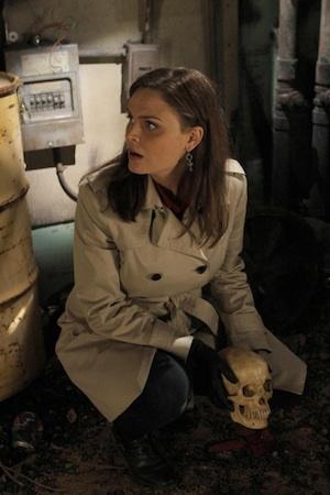 Brennan gets emotional over her latest case