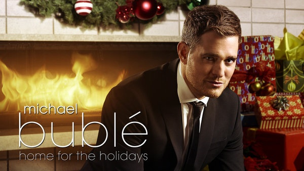 It isn't Christmas without a little Buble