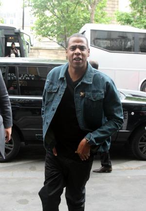Jay-Z made a new fan in Ellen Grossman