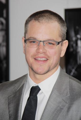Matt Damon, Promised Land