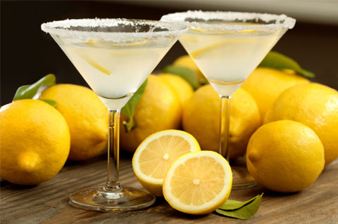 3 whipped vodka martini recipes for Flavored vodka martini recipes