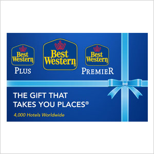 Best Western gift card