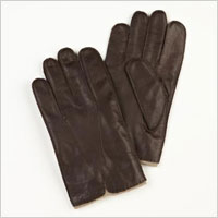 Docker Leather Gloves