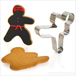 Ninja cookie cutter