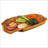 Enrico Root Wood Platter