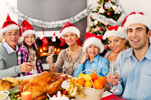 Family Christmas Dinner Ideas cooking Christmas dinner