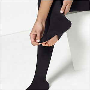 Hanes Silk Reflections convert a tights