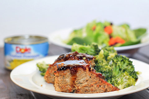 Caribbean jerk meatloaf recipe