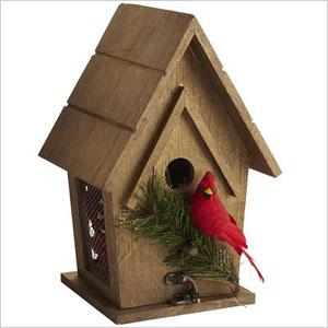 Potpourri Birdhouse