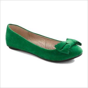 green flats