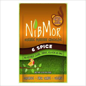 NibMor organic drink