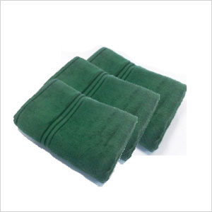 The coolest colour for 2013 emerald green for Emerald green bathroom accessories