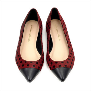 Natalie cap toe shoes