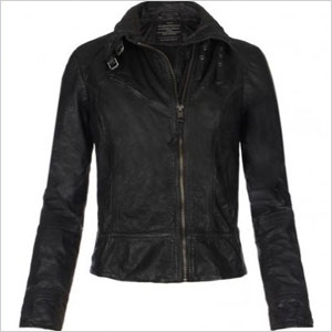 Belevedere leathere jacket