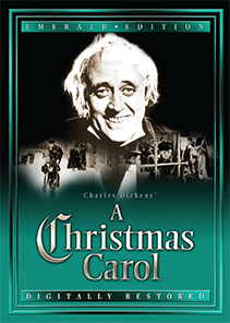 Christmas carol dvd