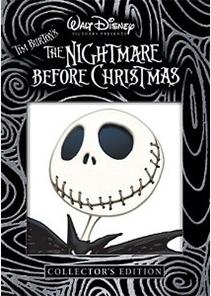 Nightmare before xmas dvd