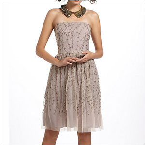 Boston ivy dress