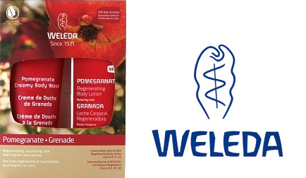 Weleda Holiday Gift Kit