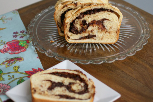 Easy Chocolate Babka