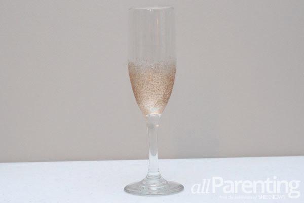 glitter champagne glasses gradient final