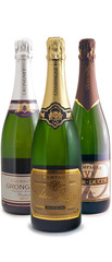 Grower champagne gift set