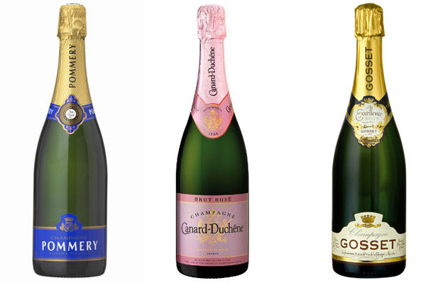 champagne splurges
