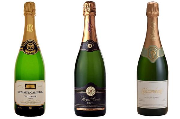 mid range sparkling wines